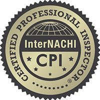 InterNACHI Certified Professional Insptector