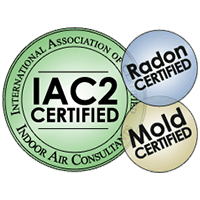 Certified AAIC2 Indoor Air Quality Inspector